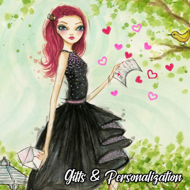 Gifts & Personalization