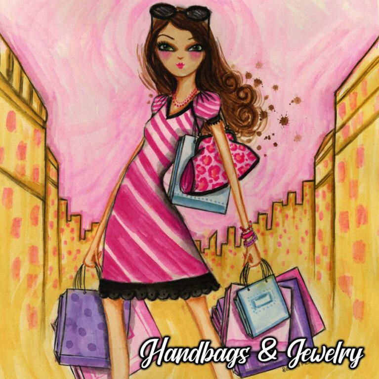 Handbags & Jewelry
